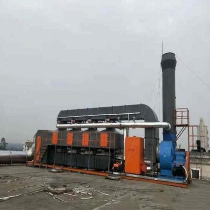 工业废气处理设备催化燃烧活性炭吸附脱附原理及应用