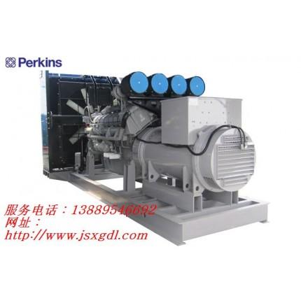 大连帕金斯850KW柴油发电机组